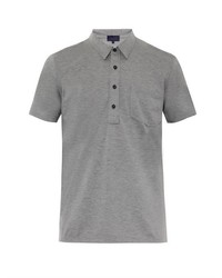 Lanvin Cotton Piqu Polo Shirt
