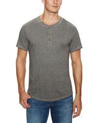 Alternative Apparel Henley T Shirt