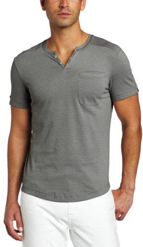 Kenneth cole new york henley shirt where to buy how to for Kim kardashian henley shirt
