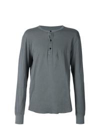 321 Longsleeved Henley T Shirt