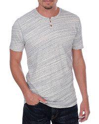 Lucky Brand Striped Cotton Henley