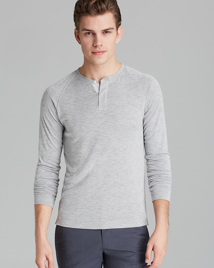 Theory Jordune Anemone Henley Where To Buy How To Wear