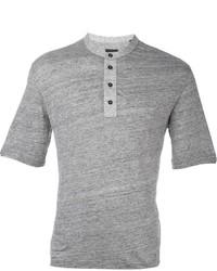 Z Zegna Henley T Shirt
