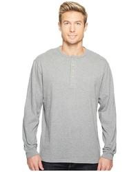 Pendleton Deschutes Henley Long Sleeve Pullover