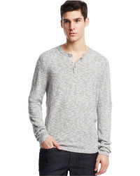 Kenneth Cole Reaction Henley Shirt
