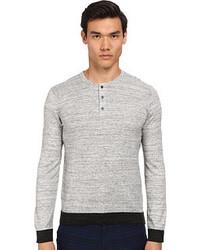 Vince Long Sleeve Henley Sweater Sweater