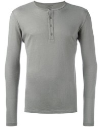 Majestic Filatures Henley Jumper