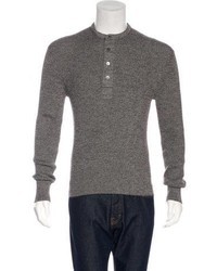 Tom Ford Wool Henley Sweater