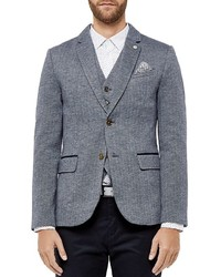 Ted Baker Limboe Jersey Slim Fit Sport Coat