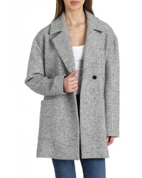 Avec Les Filles Avec Les S Herringbone Wool Coat