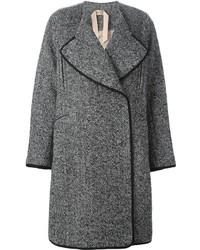 No.21 No21 Herringbone Coat