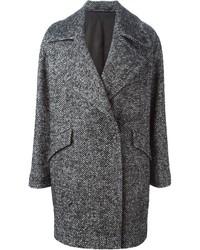 Tagliatore Agatha Herringbone Coat