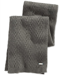 Ryan Seacrest Distinction Ryan Seacrest Herringbone Stitch Scarf Only At Macys