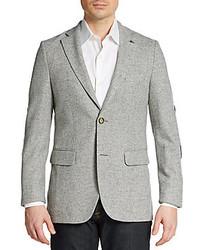 Gant herringbone wool sportcoat medium 151663
