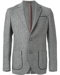 Maison lvchino herringbone blazer medium 411700
