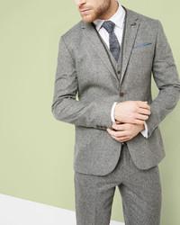 Montelo Herringbone Jacket