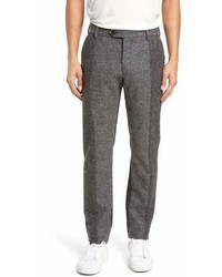 French Connection Patchwork Wool Trousers