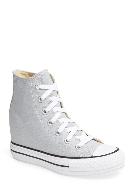 b700fa02aaa8 ... Converse Chuck Taylor All Star Hidden Wedge Platform High Top Sneaker  ...