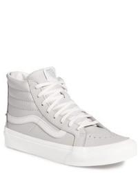 Sk8 hi slim zip sneaker medium 5305879