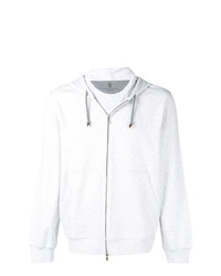 Brunello Cucinelli Basic Hooded Jacket