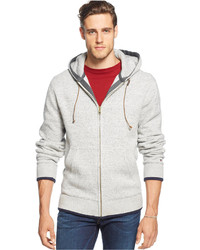 Tommy Hilfiger Big And Tall Turley Fleece Hoodie