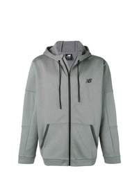 New Balance Boxy Fit Hooded Jacket
