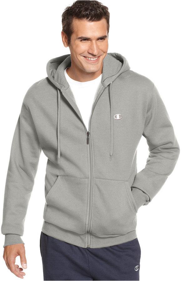 Champion Fleece Full Zip Hoodie | Where to buy & how to wear