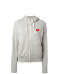 Comme Des Garcons Play Comme Des Garons Play Hoodie