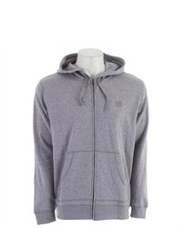 DC Rebel Hoodie Heather Grey