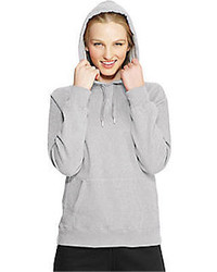 Champion Eco Fleece Hoodie White Sweatshirts