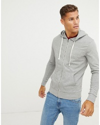Jack & Jones Essentials Zip Through Hoodie