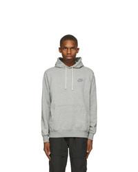 Nike Grey Grind Sportswear Hoodie