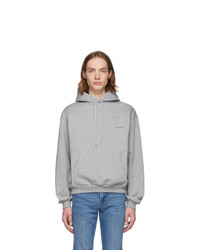 Balenciaga Grey Hoodie