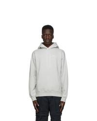 Nike Grey Nrg Hoodie