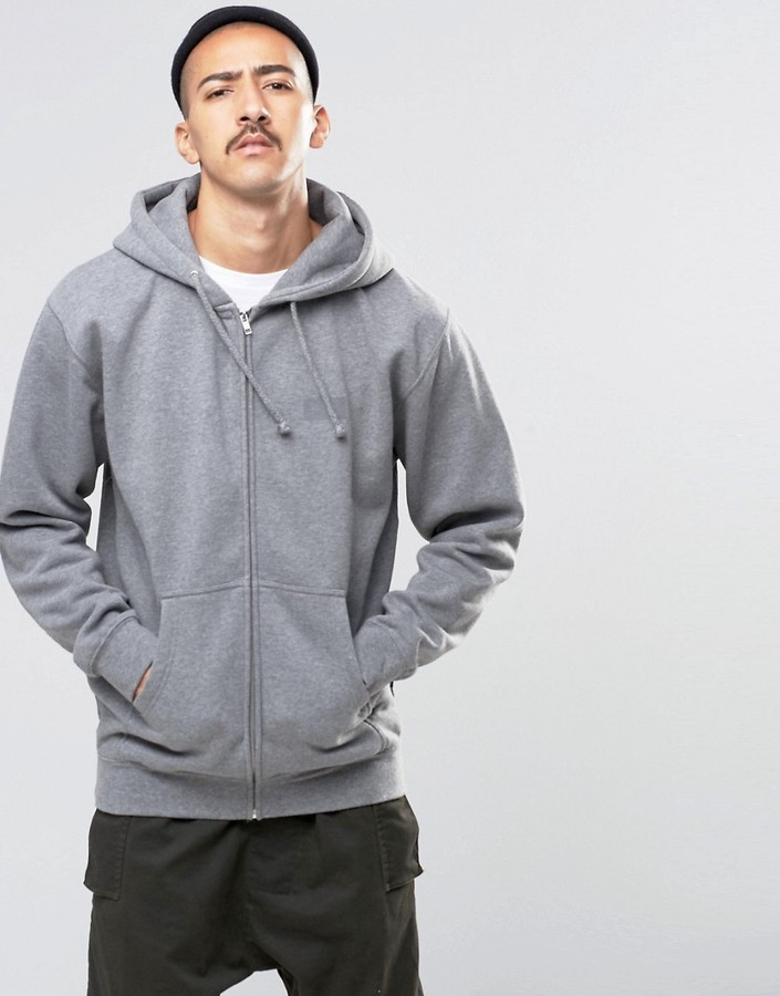 Huf Huf Classic H Zip Up Hoodie Where To Buy How To Wear