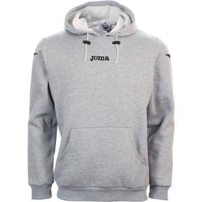 Joma Sport Joma Combi Cotton Fleece Sweatshirt Hoodie Grey | Where ...