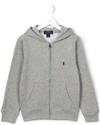 Ralph Lauren Kids Embroidered Logo Hoodie