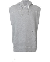 Maison Margiela Sleeveless Hooded Sweater