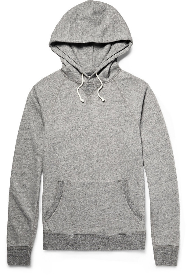 J.Crew Wallace Barnes Cotton Fleece Hoodie | Where to buy & how to ...