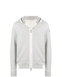 fccfbebbe Men s Grey Hoodies by Moncler