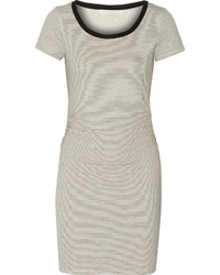 Kain layla striped jersey mini dress medium 851249