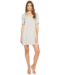 Culture Phit Marion Striped Keyhole Dress Dress