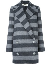 Stella McCartney Striped Coat