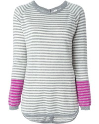 Chinti and Parker Striped Sweater