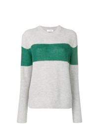 Calvin Klein Colour Block Fitted Sweater