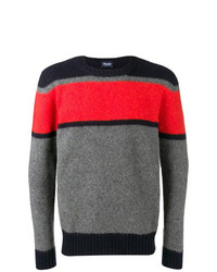 Drumohr Colour Block Jumper