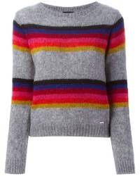 Diesel Block Stripe Sweater