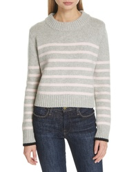 LA LIGNE Mini Maren Wool Cashmere Sweater