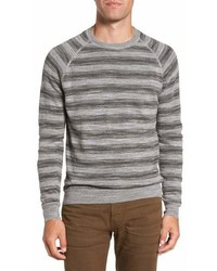 Billy Reid Reverse Stripe Sweater