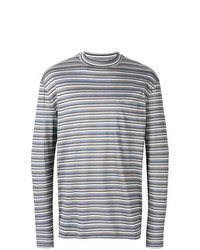 Lanvin Thin Striped Jumper